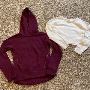 Girls' Old Navy sweatshirt bundle